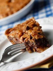 Chocolate-bourbon pie for a tailgate? Heck, yes. It's a tradition for the Kentucky Derby worth copying.