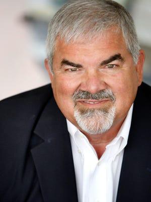 David Wilson, 2018 Junior Achievement of Acadiana laureate.