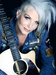 Headliner Suzanne Slair will be performing at the free Levitt AMP Sheboygan Music Series concert, Thursday, Aug. 2, at the City Green.