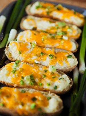 Doll's Market Deli's twice-baked potatoes