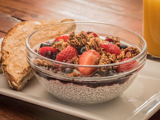 The A.M. Superfoods Bowl from First Watch includes