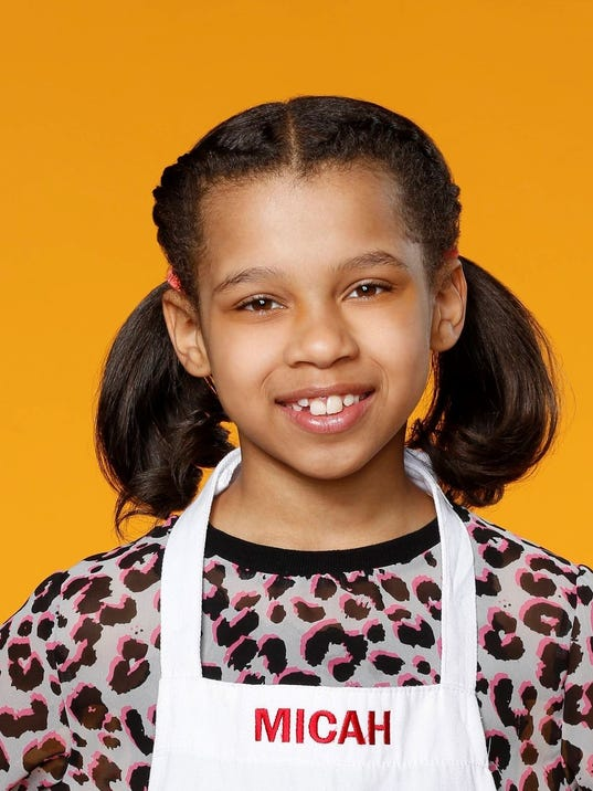 micah sanders masterchef junior