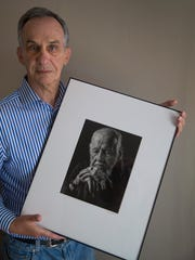 Long Branch photographer  Hal Kahn who is soon having an exhibit of his photos documenting the brutality of aging.