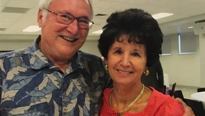 John M. and Donna M. Hamilton