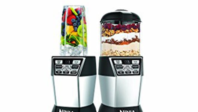 Start the New Year off right with the Ninja Nutri Bowl DUO.