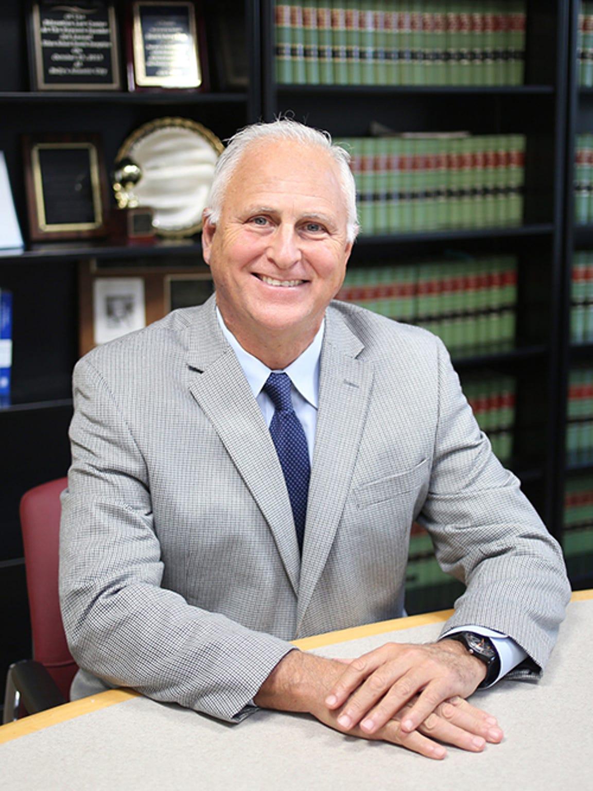David Sciarra, executive director, Education Law Center