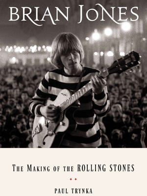"""Brian Jones: The Making of the Rolling Stones"" by Paul Trynka"