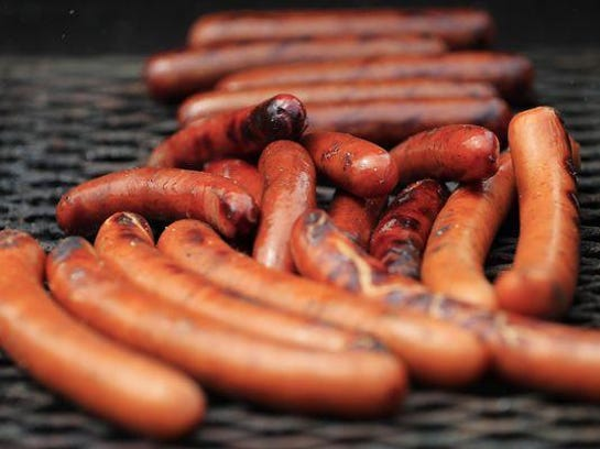 Grill some weenies to start the summer off right!