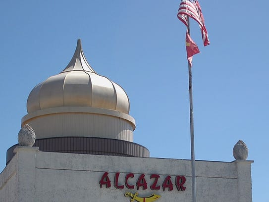 The Alcazar Shrine Temple in Montgomery will be the