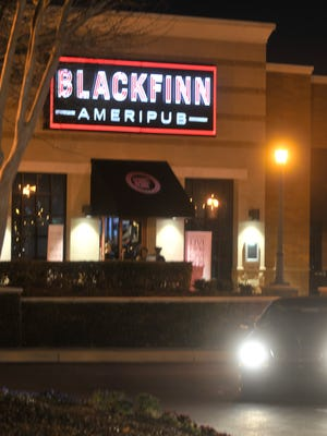 Blackfinn Ameripub was open for three years in the former La Jolla spot near the center of The Shoppes at EastChase in Montgomery.