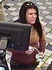 Scottsdale burglary suspect.