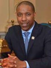 Assemblyman Jamel Holley (D-Union)