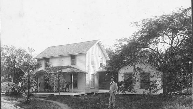 After E.M. Brelsford arrived in Palm Beach from Ohio in 1880, he became one of the instrumental settlers in the early development of the island.
