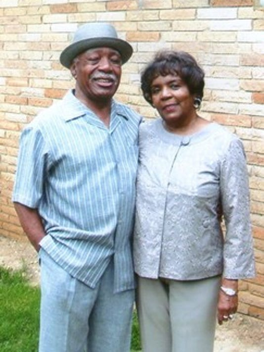 Anniversaries: Earl Tunstall & Doris Tunstall