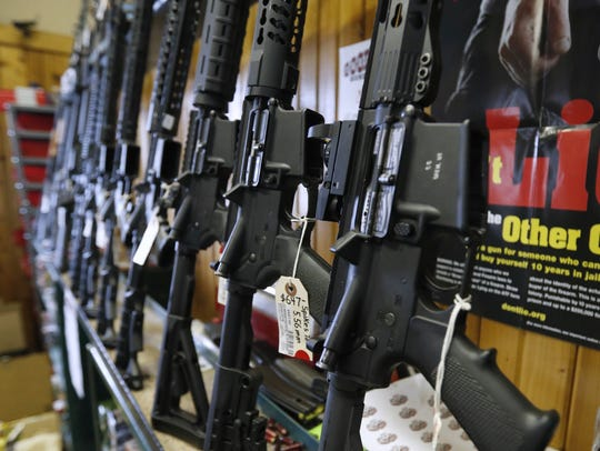 We're standing up to the gun lobby and the NRA is losing power