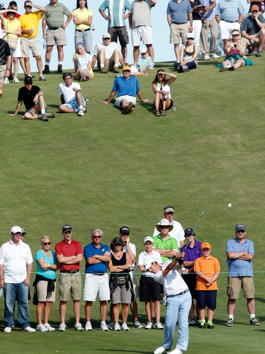 A Spectators Guide To The US Open At Erin Hills - Us open erin hills map