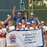 St. Clair 10U baseball all-stars confident heading into state tournament