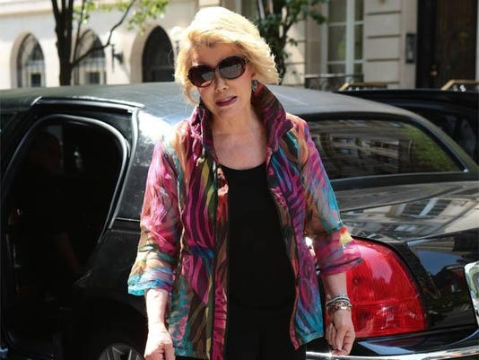 Hollywood stars flock to Joan Rivers' funeral