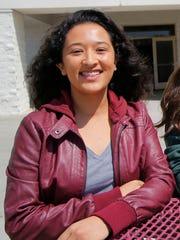 Everett Alvarez High School's valedictorian Elizabeth