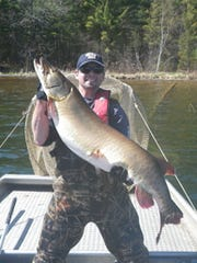Musky anglers heading to norther Wisocnsin for the