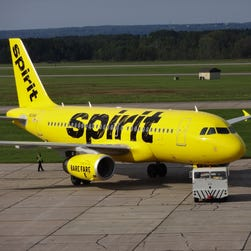 Spirit Airlines expands to Pittsburgh, adds 7 new routes