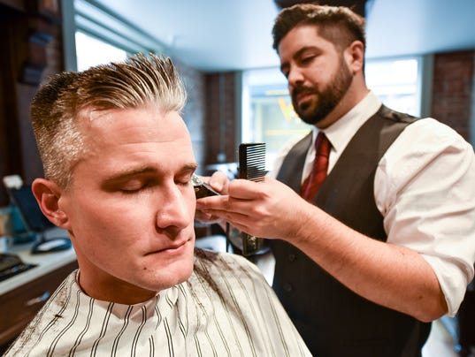 Barber Reno : Beards and barber chairs: How to feel like a man in Reno
