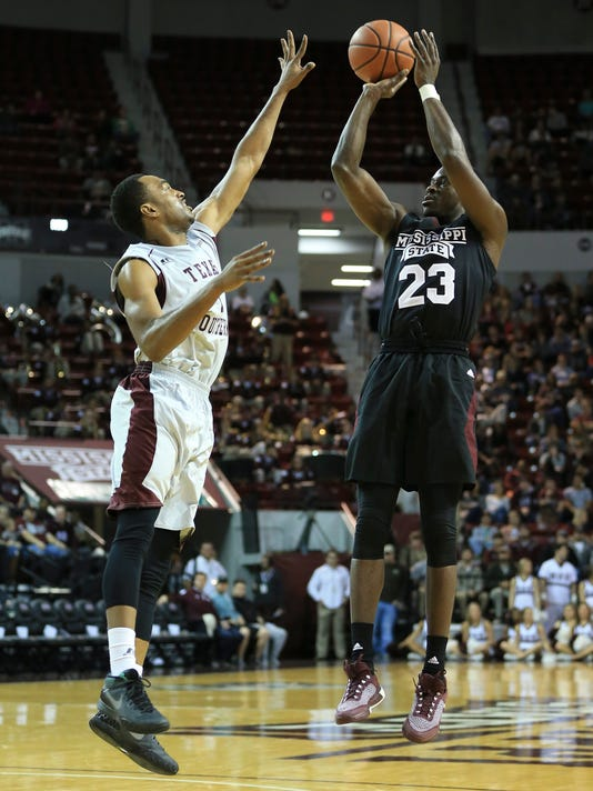 NCAA Basketball: Texas Southern at Mississippi State