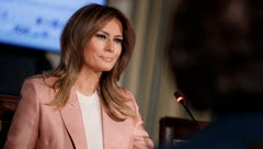 "Melania Trump is hosting a White House meeting this week to review youth programs at various government departments and agencies. The goal is to build upon and improve youth programs that align with her ""Be Best"" initiative. (March 18)"