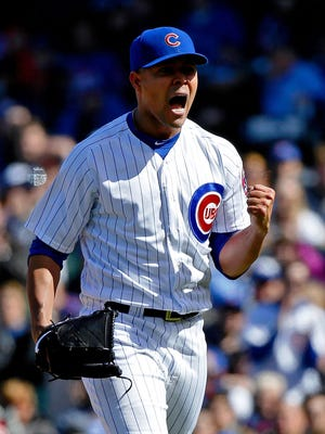 Cubs starter Jose Quintana has shut out the Brewers twice this season.