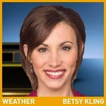 Betsy Kling, Weather