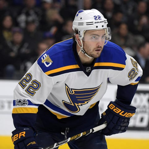 Capitals put East on notice with trade for Blues defenseman Kevin Shattenkirk