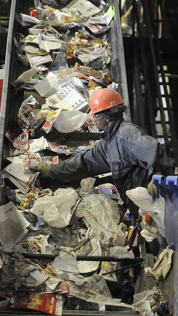 Recycling - Advanced Recycling Systems