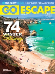 USA TODAY Go Escape magazine