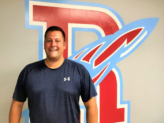 Greg Rossman new Ridgedale High School Principal