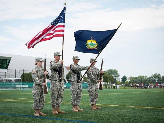 20160217 BUR UVM ROTC