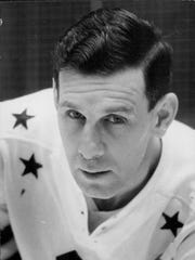 Dick Gamble, Amerk legend, in an undated photo.