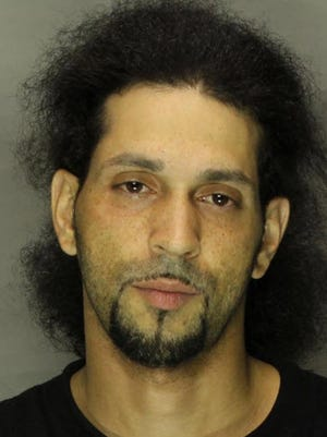 It is alleged that Steven William Caraballo, 35 years of age, claiming no fixed address did sell crack cocaine to various police informants on three occasions from February –August 2016 in the first block of North 6th Street.