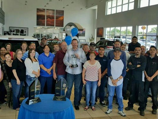 High Country Gmc Farmington Nm >> Local dealership wins Buick Dealer of the Year