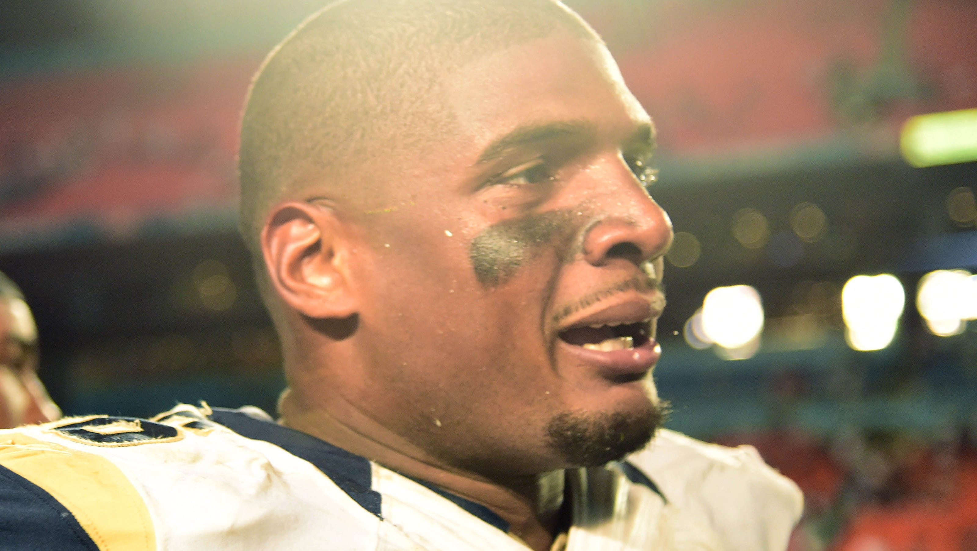 Michael Sam Cut Doesn T Make Rams 53 Man Roster