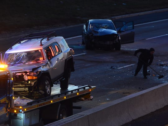 Waldwick man charged in crash on Route 21 in Clifton