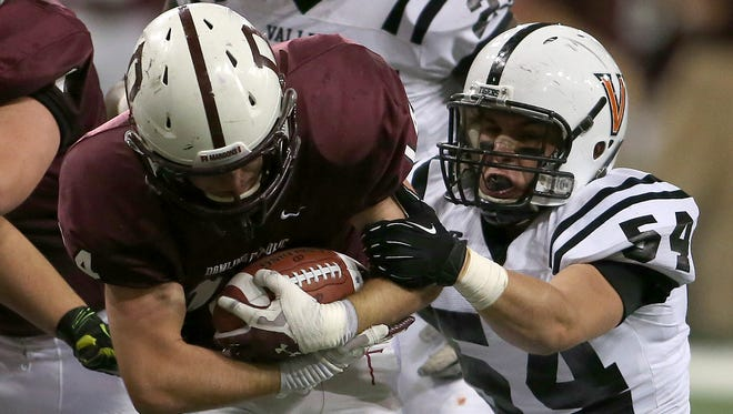 Dowling and Valley met twice last year, including this playoff semifinal.