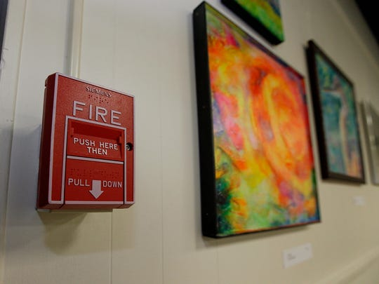 A new fire alarm system was installed at The Community