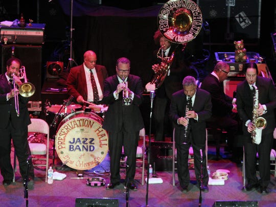 Preservation Hall Jazz Band, pictured in 2013, are performing as part of the Asbury Park Music and Film Festival.