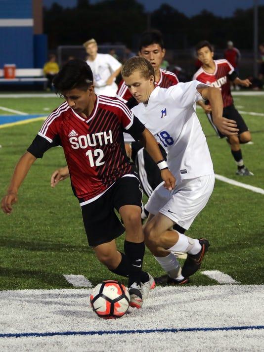 Soccer MHS v WS 10