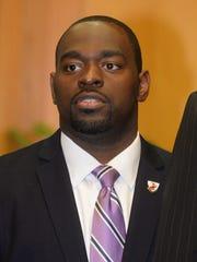 Steven Jackson, Caddo Parish commissioner and 2018 candidate for Shreveport mayor.