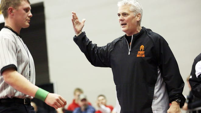 Wrestling coach Kary Hadden, who has led Sprague to 13 district team championships and 15 times placing at the state tournament, is retiring.