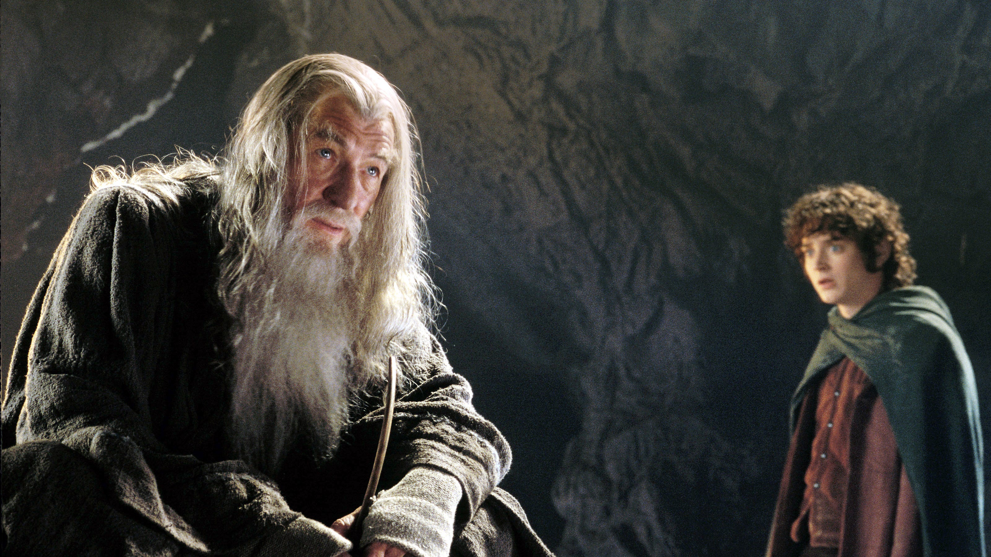 Lord of the Rings' Gandalf gives Hobbit fans academic advice