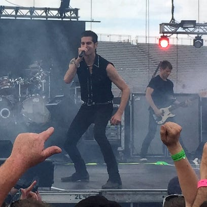 Jane's Addiction performs Friday at Indianapolis Motor