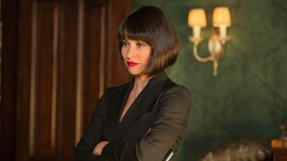"Evangeline Lilly plays Hope van Dyne in ""Ant-Man."""