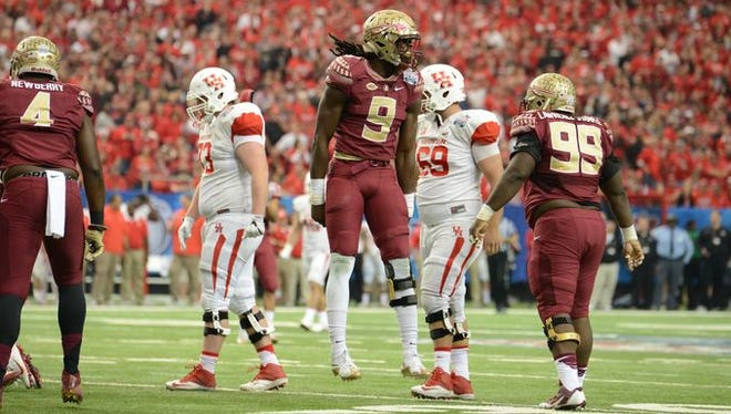 Josh Sweat will return for his sophomore season in 2016 healthier and ready to breakout as one of the best pass rusher's in college football.